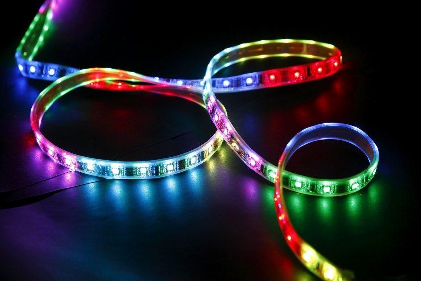 Цветовая гамма светодиодных лент