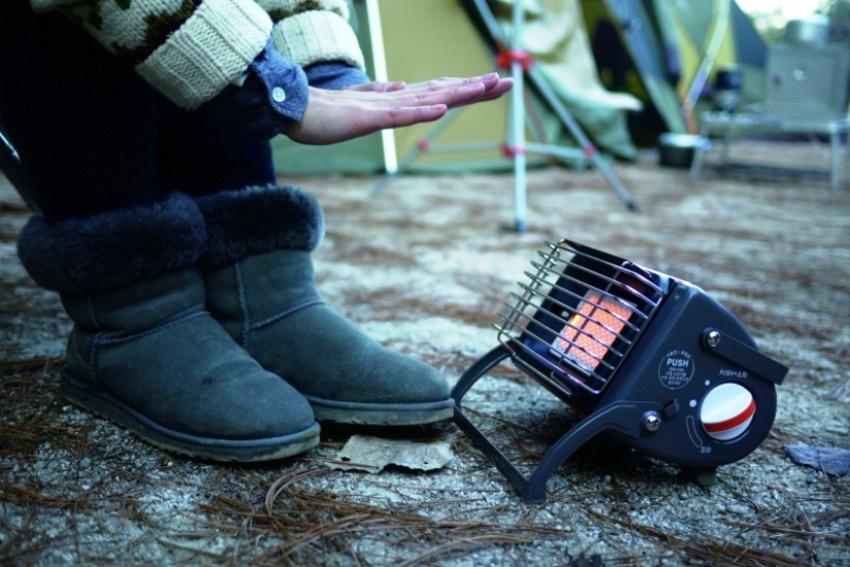 При использовании газового обогревателя важно придерживаться правил пожарной безопасности