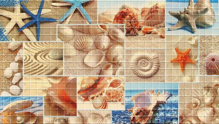 Производители предлагают широкий выбор декоративных пластиковых панелей для облицовки стен ванной комнаты