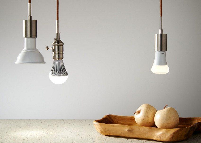 Угол излучения у светодиодных ламп может быть различным, что также является важным критерием выбора