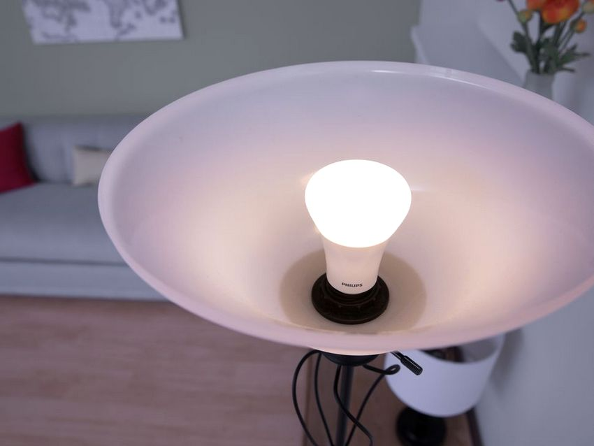 Компания Philips занимает лидирующие позиции в сфере производства осветительных приборов со светодиодами