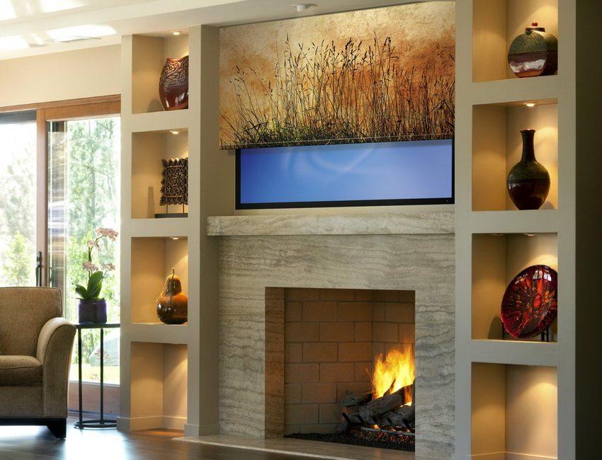 Точечная подсветка встраиваемая в мебель - один из самых популярных вариантов освещения