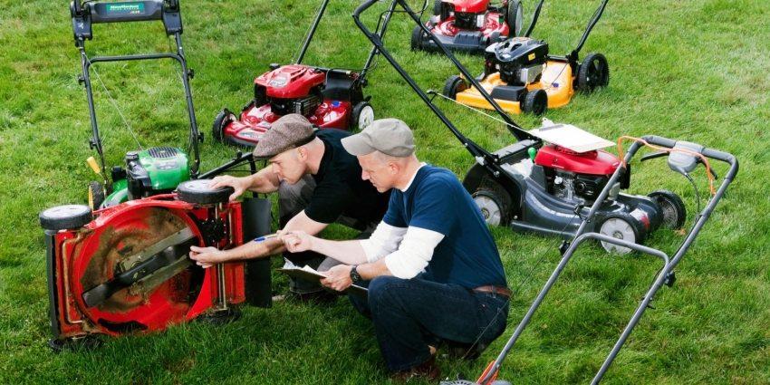 Своевременное техническое обслуживание газонокосилок – залог долгой службы конструкции
