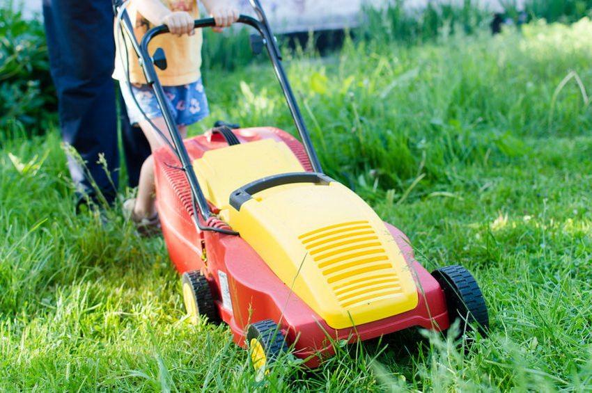 Простота в использовании и легкость конструкции являются основными достоинствами газонокосилок, работающих на электричестве