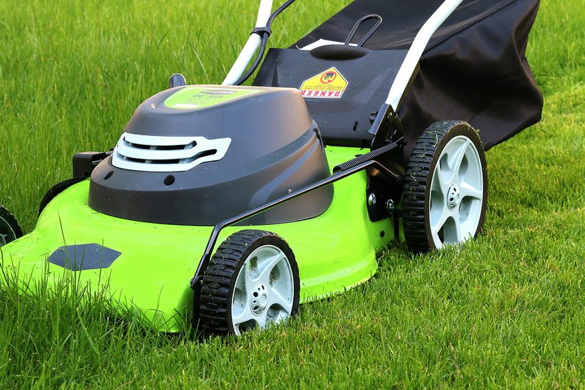 Газонокосилки роторного типа обладают большой мощностью и способны эффективно справляться со многими видами сорняков