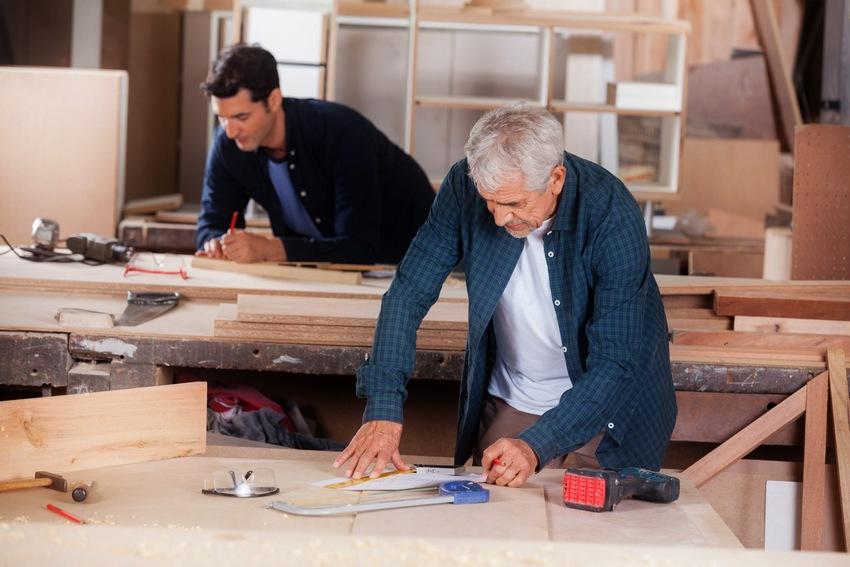 Размеры и параметры оснащения, созданного своими руками, можно полностью подогнать под собственные нужды