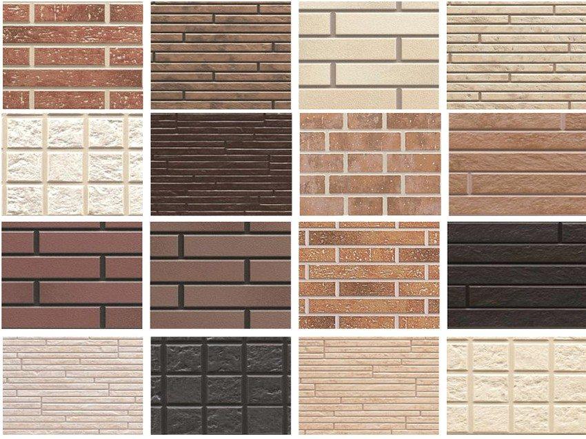 Варианты дизайна стеновых панелей, стилизованных под кирпичную кладку