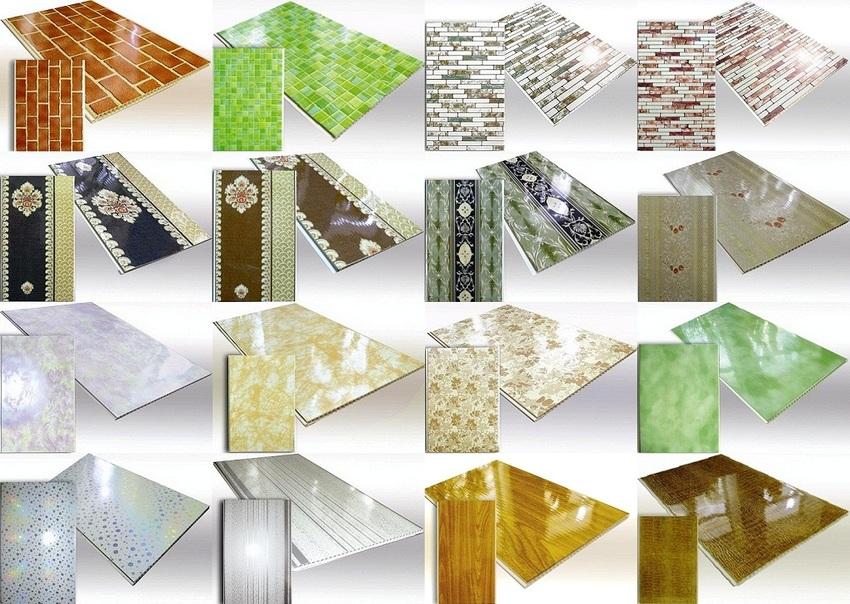 В различных каталогах представлен огромный ассортимент ПВХ-панелей, благодаря чему любой покупатель сможет подобрать интересующий его материал