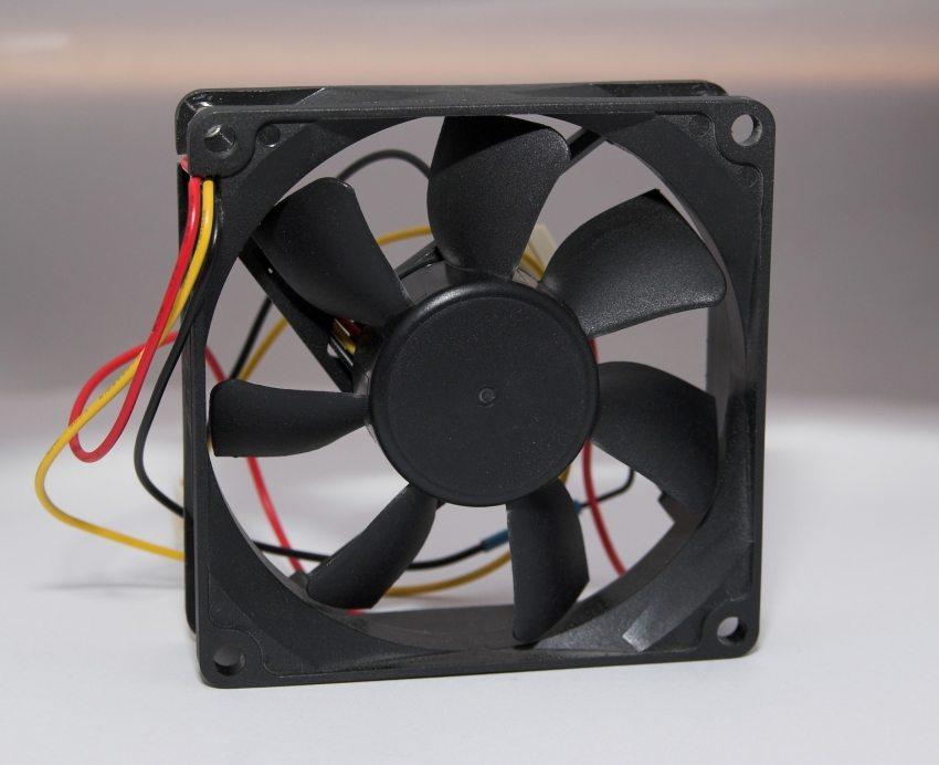Осевой (аксиальный) вентилятор