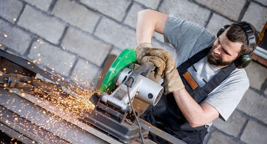 Дисковый отрезной станок по металлу: классификация изделий