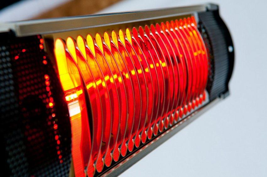 Инфракрасные электрические обогреватели отличаются эффективностью и экономичностью