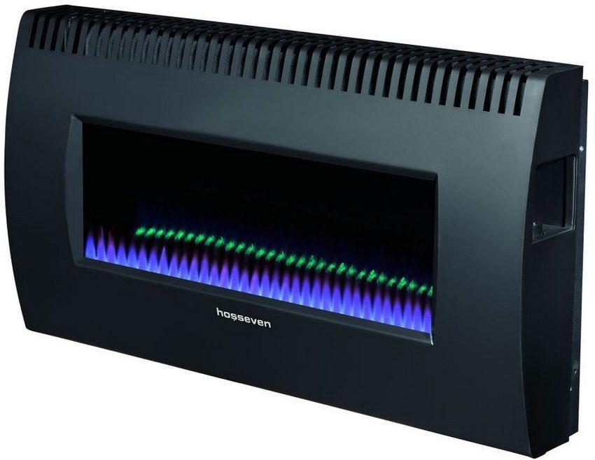 Настенный обогреватель Hosseven HP-3 помимо функциональности, имеет также элегантный вид