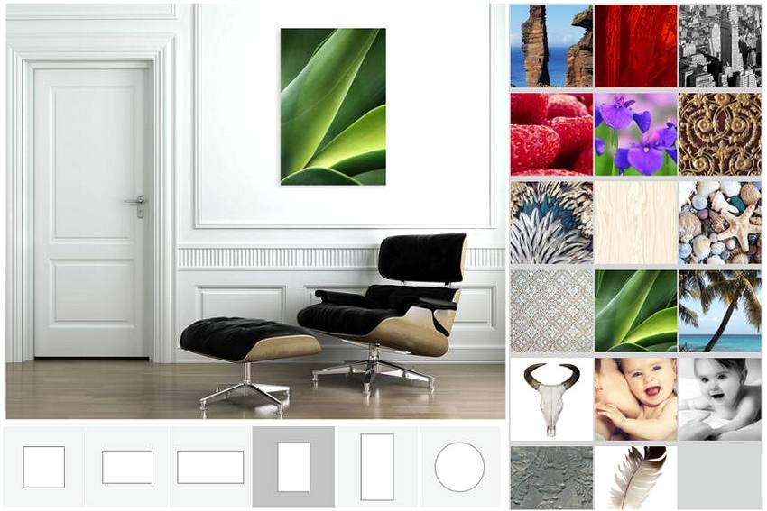Существует множество вариантов дизайна инфракрасных обогревателей в виде картин: вы можете выбрать изображение и форму в каталоге или придумать собственное оформление