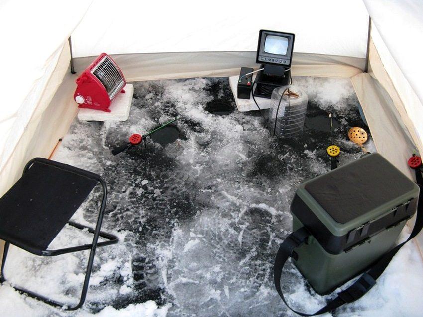 Каталитические газовые обогреватели переносного типа пользуются популярностью у рыбаков, а также любителей разных видов активного отдыха