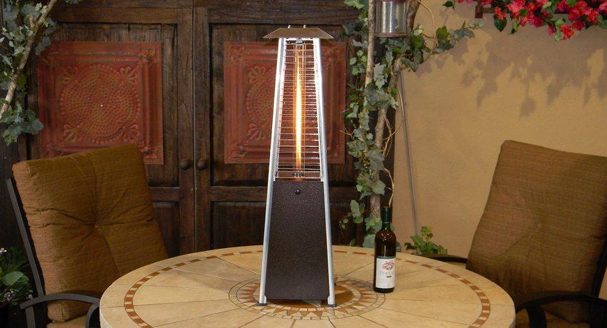 Настольный инфракрасный обогреватель поможет создать атмосферу тепла и уюта