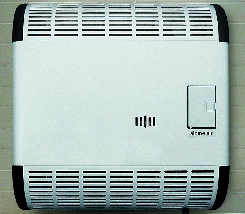 Настенный газовый конвектор Alpine Air фирмы Demrad