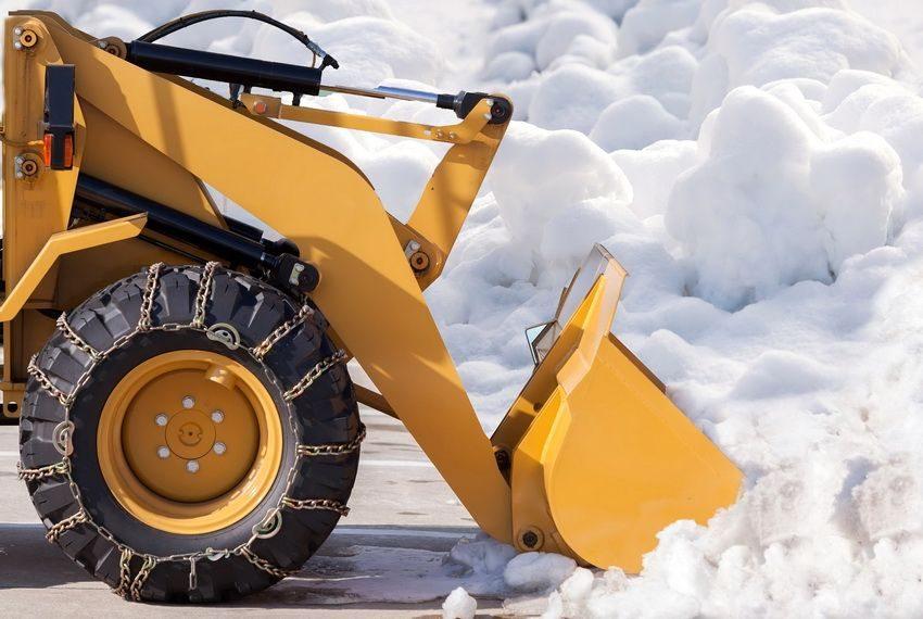 Лопата для уборки снега сделать сам