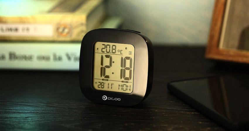 Настольный беспроводной цифровой термометр