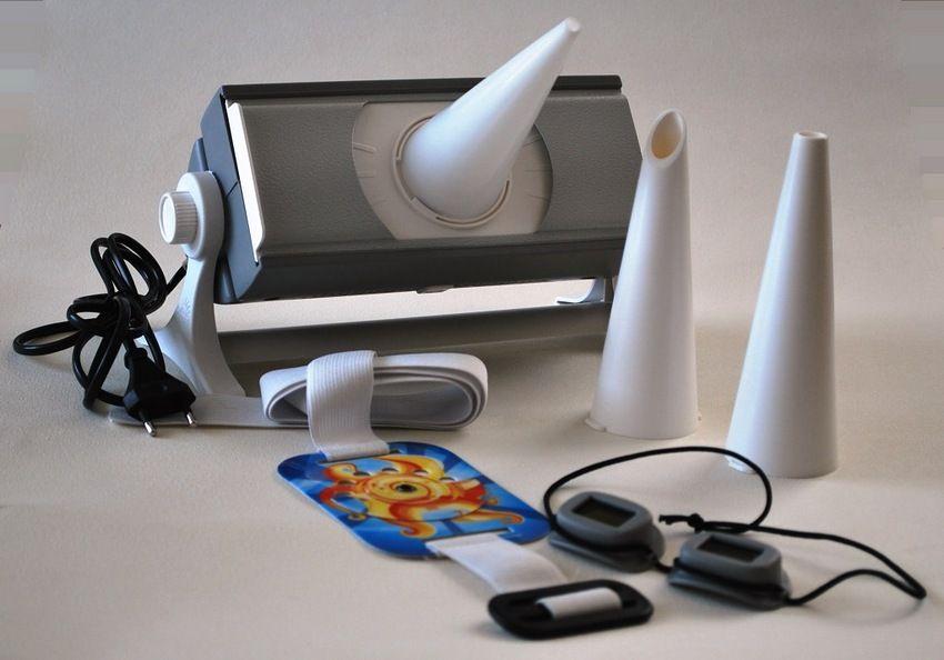 """Кварцевая лампа """"Солнышко"""" пользуется большой популярностью среди родителей маленьких детей"""