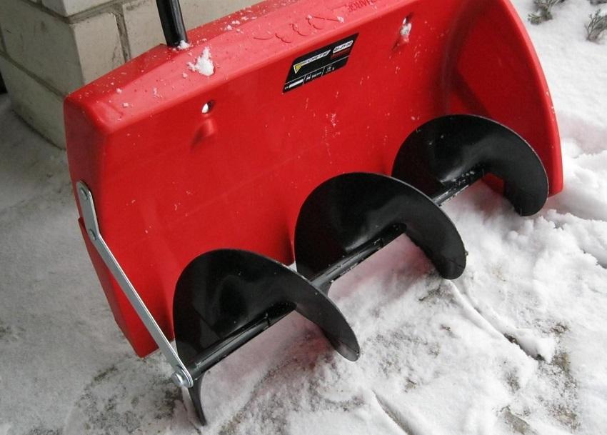 Снегоуборщик Forte QI JY 50