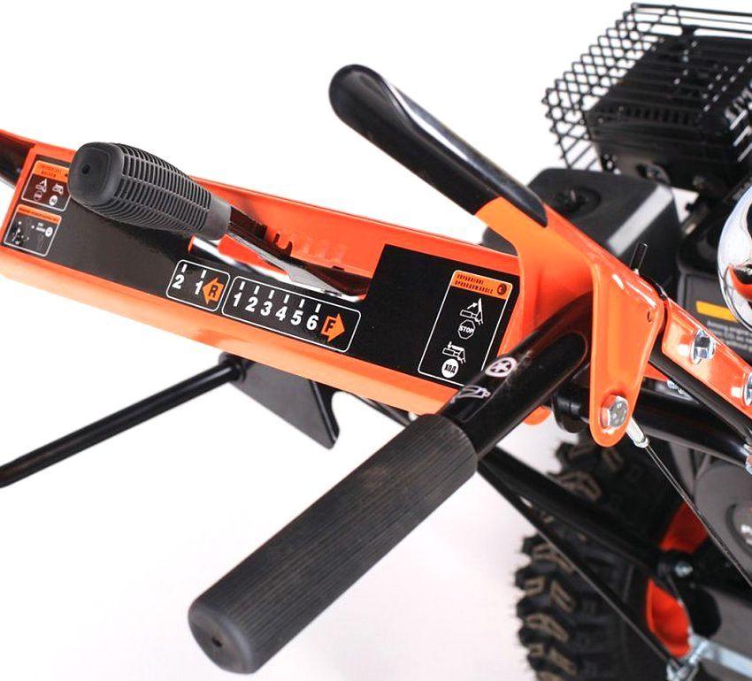 Снегоочиститель Патриот PRO 655 E пользуется высокой популярностью у потребителей