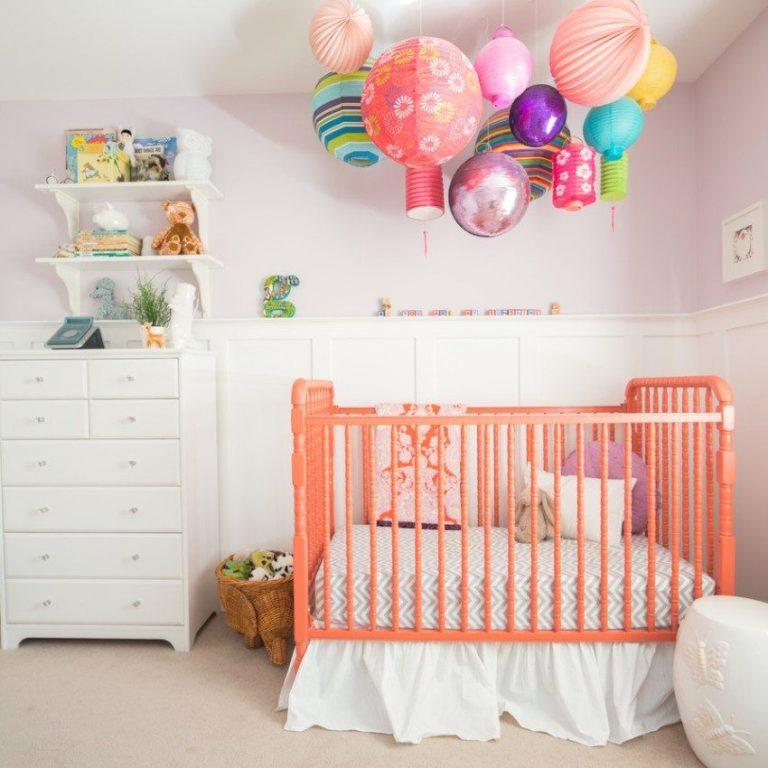 Как своими руками украсить комнату для девочки 13