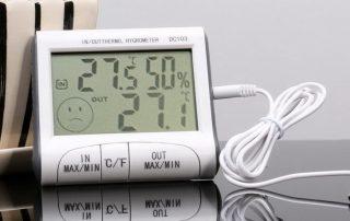 Электронный термометр с выносным датчиком: особенности и преимущества