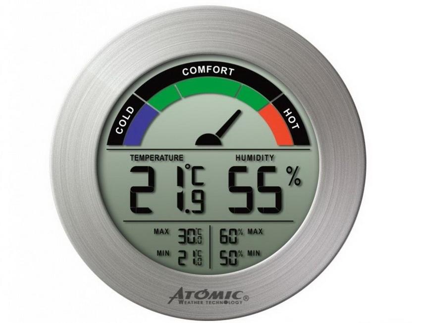 Некоторые модели термометров довольно компактны и позволяют носить устройство с собой