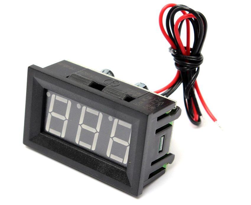 Сделать электронный термометр своими руками гораздо проще, чем может показаться