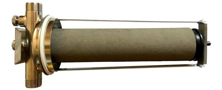 Магистральный титановый фильтр Titanof