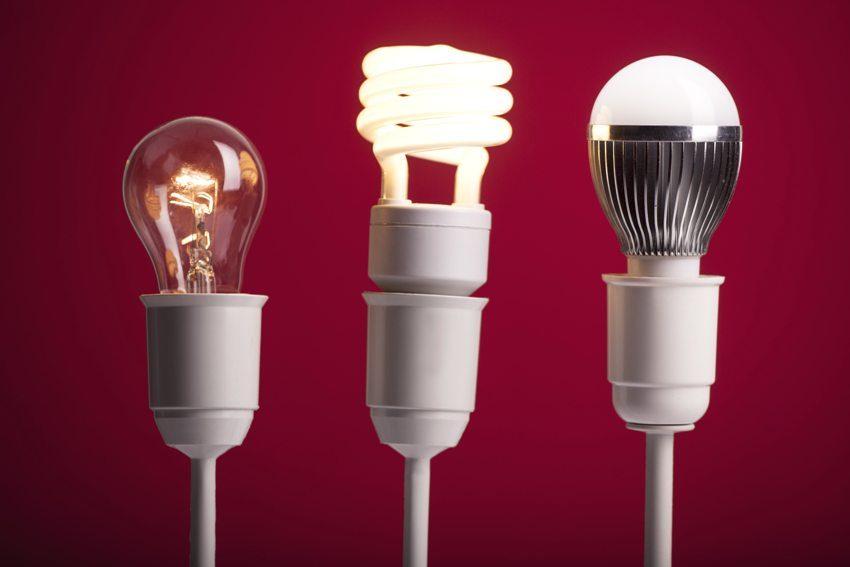 100Вт лампы накаливания эквивалентно 12-12,5Вт LED-светильника