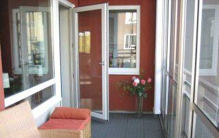 Как отрегулировать пластиковую балконную дверь: основные рекомендации