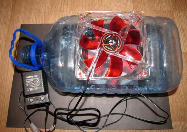 Как сделать увлажнитель для воздуха своими руками 576