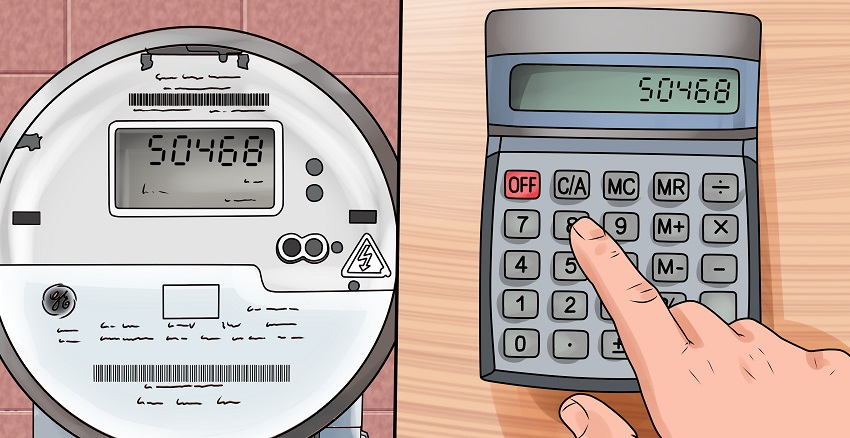 Оплата замены электросчетчика производится владельцем квартиры