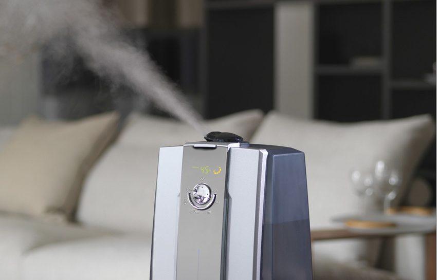Существуют традиционные, паровые и ультразвуковые увлажнители воздуха