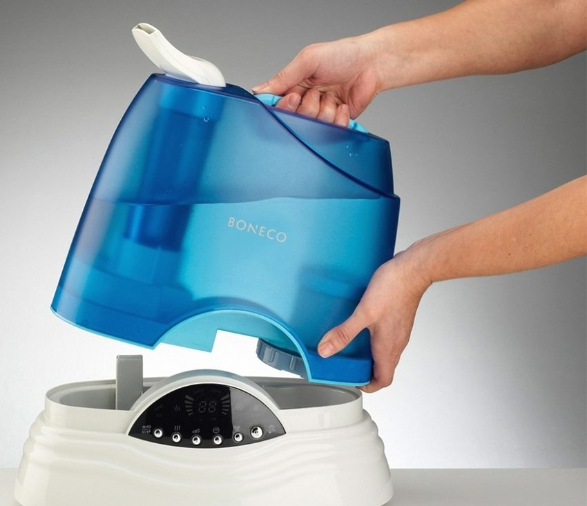Использование фильтров позволяет очищать воздух от частиц пыли