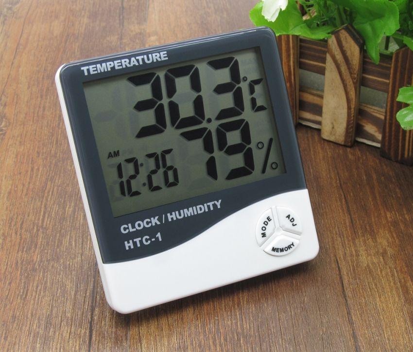 Электронная домашняя мини-метеостанция