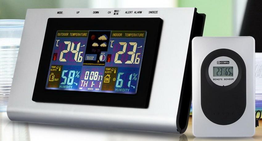 Покупка домашней метеостанции станет полезным приобретением и существенно облегчит вам жизнь
