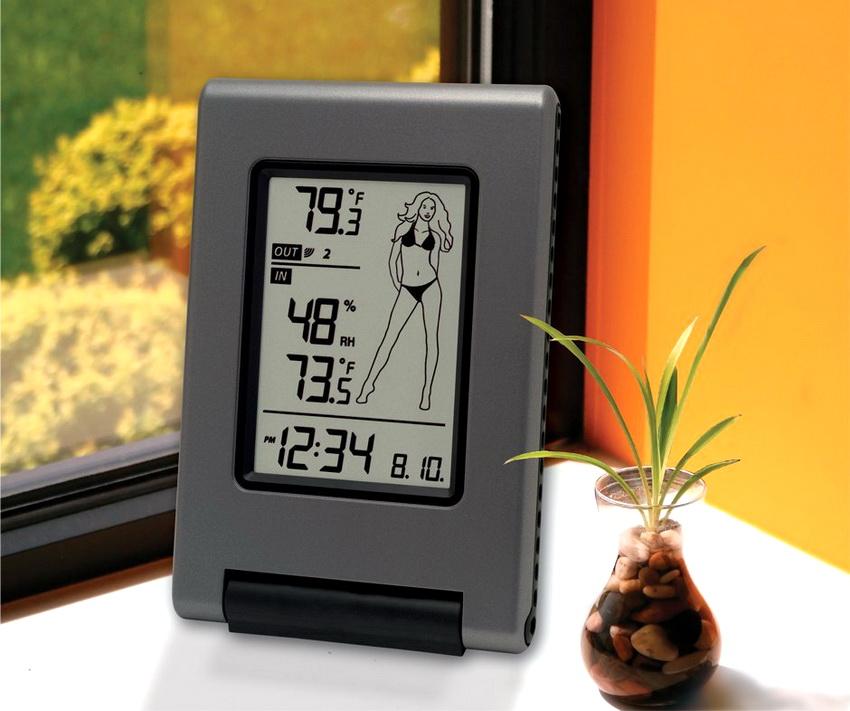 Домашние метеостанции буду полезны метеозависимым и людям преклонного возраста