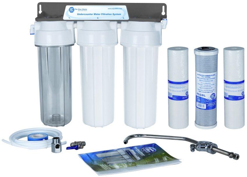 Фильтрующая система для очистки питьевой воды