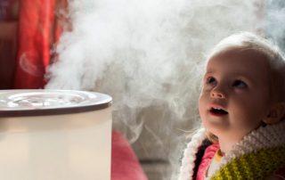 Увлажнитель воздуха для детей: какой лучше купить увлажнитель в детскую