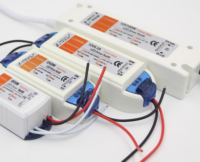 КПД светодиодных драйверов достигает 95%
