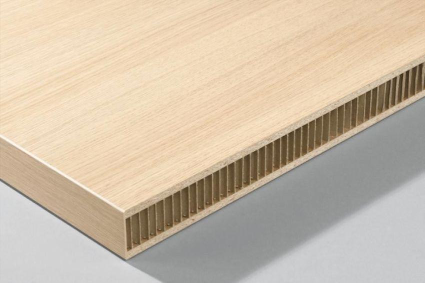 Тамбурат - это ДСП со слоем ячеистого картона внутри