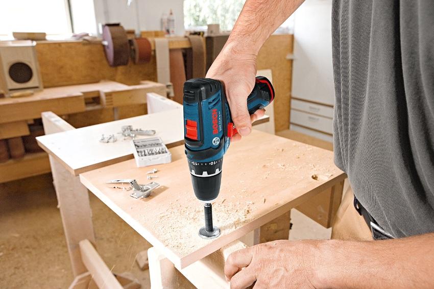 ДСП - основной материал для производства мебели