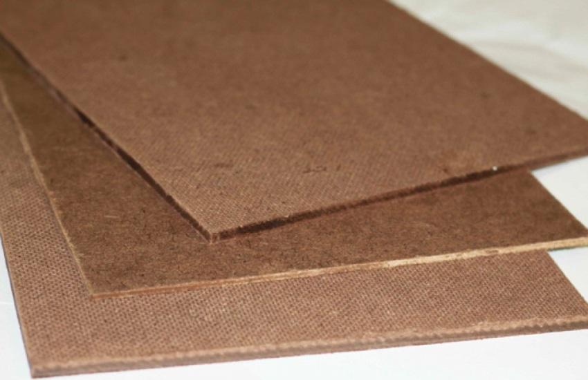 Листы ДВП широко используются в мебельном производстве