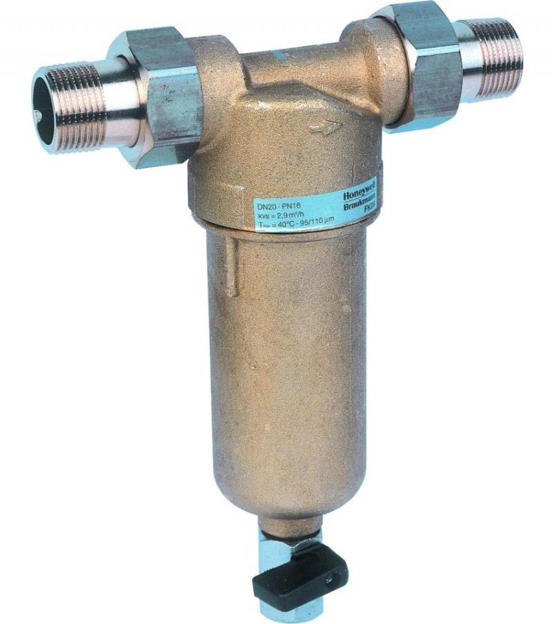 Грязевой фильтр для воды