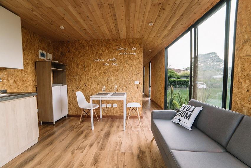 Внутренняя отделка дома из СИП-панелей