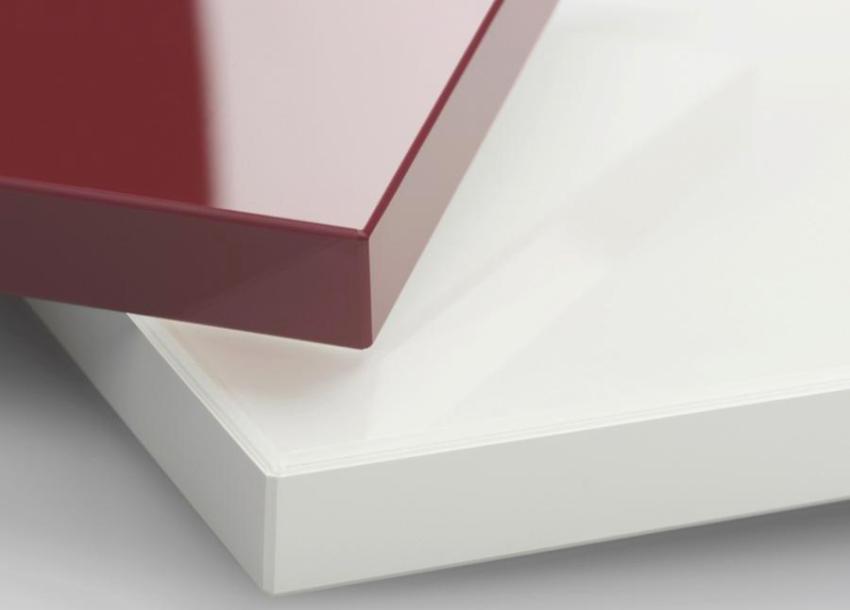 Ламинированные панели МДФ с глянцевой поверхностью