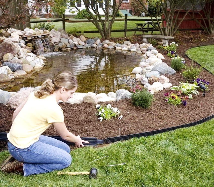 Сборка садового конструктора своими руками