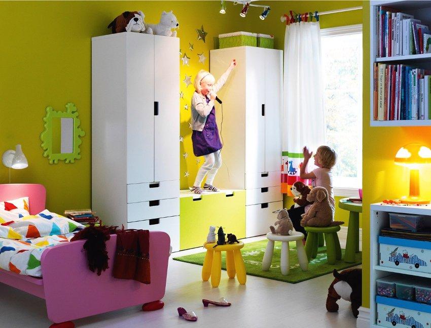 При планировании интерьера необходимо обязательно учитывать предпочтения детей